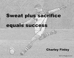 Visual Quotes - Spirit of Rugby  https://sites.google.com/site/rugbybighitphotos/visual-quotes  #inspiration #motivation #encouragement #rugby #quotes #inspirationalquotes #leadership @Jacqui O'Gara #sports #football #soccer