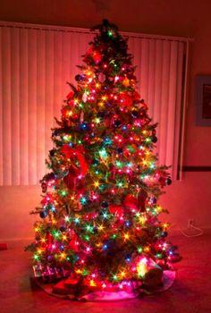 elegant-christmas-tree-decorating-ideas