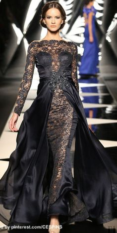 Mireille Dagher Fall-Winter 2013-14 Haute Couture Collection