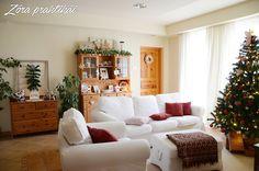 Zóra praktikái blog Couch, Blog, Christmas, Furniture, Home Decor, Xmas, Settee, Decoration Home, Sofa