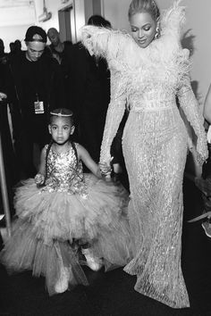 Beyoncé & Blue MTV Video Music Awards at Madison Square Garden New York City New York 28th August 2016