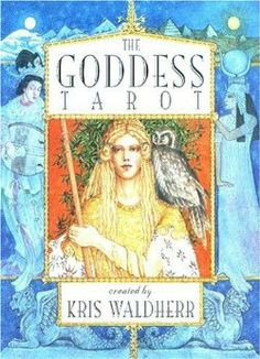 This is the first tarot deck that I ever really connected to. It is wonderfully feminine and empowering.