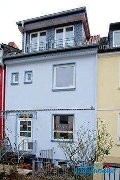 WDVS in Bremen mit super Fassadengestaltung - von den Profis in Findorff umgesetzt.