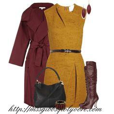 """Fall Wear"" by mssgibbs on Polyvore"