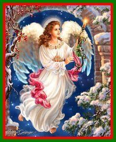 Monica Aries: Ritual del Ángel de la Navidad