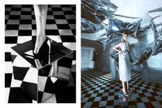 CAMILLA ÅKRANS Dior Magazine #3