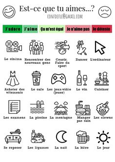French Verbs Presents Product French Verbs, French Grammar, French Phrases, French Quotes, French Adjectives, French Language Lessons, French Language Learning, French Lessons, Foreign Language