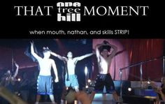 One Tree Hill. OTH. Skills. Antwon Tanner Taylor. Nathan Scott. James Lafferty. Lee Norris. Marvin Mouth McFadden. That One Tree Hill Moment.