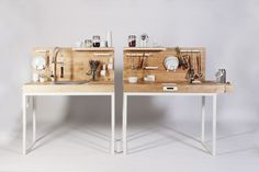 Kitchen Envy: ChopChop's Workbench Inspired Design -Want!