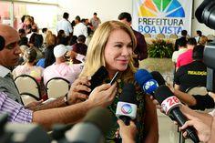 Prefeitura de Boa Vista Prefeita Teresa Surita sanciona PCCR dos Servidores #pmbv #boavista #prefeituraboavista #roraima #pccr