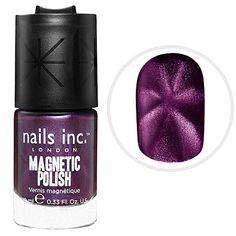 Love! - nails inc. Star Magnetic Polish: Shop Nail Polish | Sephora