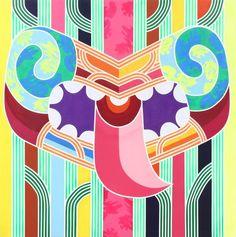 Zena Elliott: Message Beacon (2014) - Dunedin - Eventfinda Artist Painting, Painting & Drawing, Maori Designs, New Zealand Art, Nz Art, Maori Art, Sculpture Art, Metal Sculptures, Abstract Sculpture