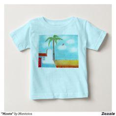 """Monte"" T-shirts"