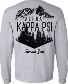 gokotis.com | Alpha Kappa Psi Long Sleeve (180501)