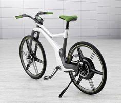 Una bici eléctrica Smart que haria las delicias de cualquiera de los urbanitas de Madrid