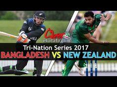 Bangladesh VS New Zealand (Match 3) Part: 2