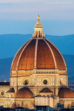 Cupola del Brunelleschi, Duomo, Florence, Italy | Filippo Brunelleschi (1420)