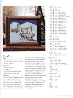 Gallery.ru / Фото #21 - A Cross Stitch Christmas - Holiday Celebrations - ravi
