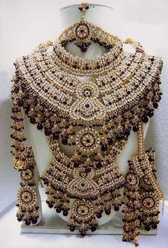 #indian #bridal #jewelry - know about indian culture and visit india with us get best and cheap tour deal