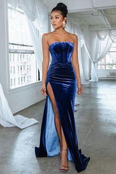 Pretty Prom Dresses, Glam Dresses, Elegant Dresses, Cute Dresses, Beautiful Dresses, Fashion Dresses, Formal Dresses, Reception Dresses, Long Dresses