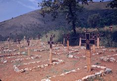 A German graveyard