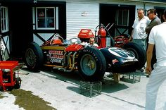 History - Classic Indy roadsters: Most beautiful oval racers ever?   Page 13   The H.A.M.B.