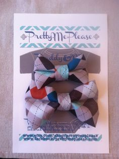Daddy and Me Bowties