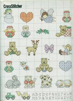 (3) Gallery.ru / Фото #1 - Cross Stitcher 129 - tymannost