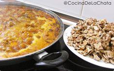 Los Gazpachos Manchegos son un plato además de rico, muy contundente. Su origen es pastoril, de hecho este plato también es conocido como Galianos, nombre que proviene de galiana que quiere decir c…