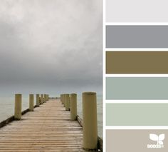 Overcast Color Palette From Design Seeds