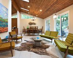 modern living room by Cablik Enterprises