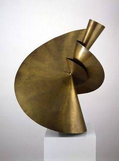 Takehiko Mizutani, Materialstudie: Dreiteilige Skulptur, 1927, Bauhaus-Archiv Berlin
