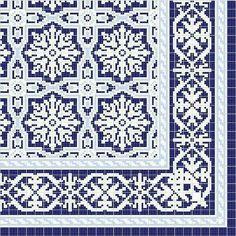 ru / Photo # 105 - a lot of monochrom - Karabina Gallery.ru / A photo # 105 - a lot of monochrom - Karabina. Cross Stitch Geometric, Cross Stitch Borders, Cross Stitch Charts, Cross Stitching, Cross Stitch Embroidery, Cross Stitch Patterns, Norwegian Knitting, Graph Paper Art, Fillet Crochet