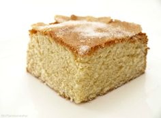 Bica gallega (de Castro Caldelas) - MisThermorecetas.com Chocolate Caliente, Spanish Food, Flan, Vegan Desserts, Vanilla Cake, Banana Bread, Cooking Recipes, Robot, Lolly Cake