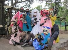 Go PAINTBALLING. | How To Throw A (Relatively) Classy Bachelorette Party