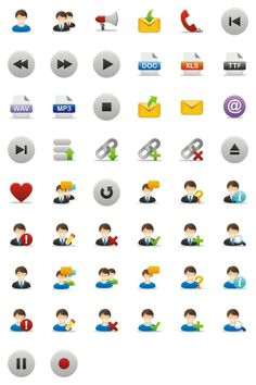 Coquette Part 6 Icon Set - DryIcons