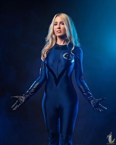 Fantastic Four Marvel, Mister Fantastic, Superhero Suits, Invisible Woman, Human Torch, Sleek Hairstyles, Marvel Entertainment, Marvel Dc, Marvel Comics