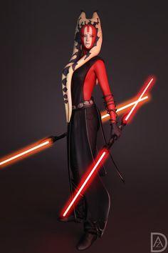 The Jedi Will Pay Jedi Sith, Sith Lord, Darth Sith, Female Sith, Star Wars Sith, Star Wars Drawings, Star Wars Girls, Star Wars Images, Star Wars Characters