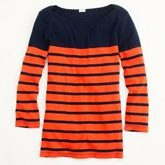 Stripes of a Tiger... by Jcrew of course!
