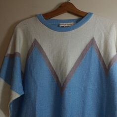 Cute 80s sweater....
