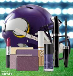 Any Vikings fans out there? Be sure to share with us your game day look!