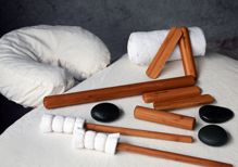 Bamboo Massage Tools. : I need to try one if these