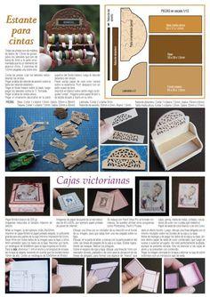 Naphtaline. Miniaturas magazine