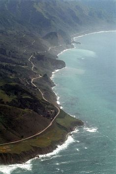 Highway 1 --Big Sur, California