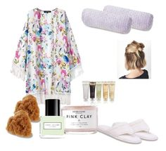 """""""Spa Day"""" by almcginnis ❤ liked on Polyvore featuring beauty, Chicnova Fashion, Herbivore, Sonoma Lavender, Marc Jacobs, Patricia Green, Urban Spa, H2O+ and spaday"""