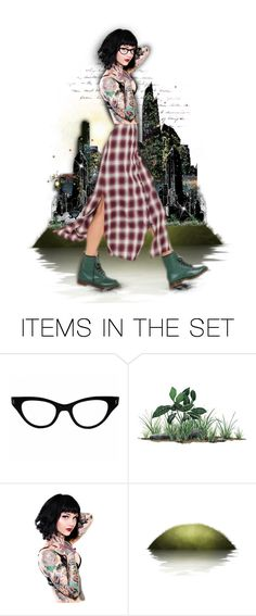 """""""...the woman who walks alone is likely to find herself in places nobody has ever been before."""" by shay-h ❤ liked on Polyvore featuring art, doll, dolls, dollset, artexpression and dollart"""