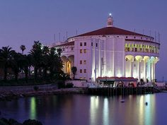 Casino Ballroom Avalon Santa Catalina Island wedding location 90704 | Here Comes The Guide
