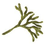 free knitting pattern for channelledwrack seaweed