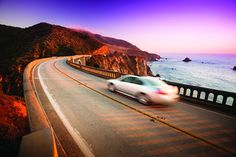 Thinking about taking a cross-country drive this summer?  Check out the USA's 5 best road trips!  Your guides: a couple with 250,000 miles of motoring from sea to shining sea.