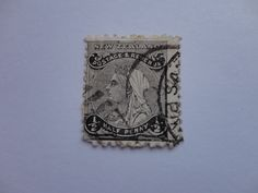 1/2 Old New Zealand Postage Stamps